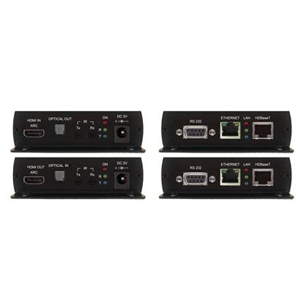 PureLink HDMI, RS-232, IR, ARC, Ethernet to CATx 4K Transmitter and ...