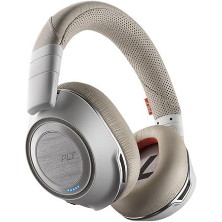 Plantronics Voyager 8200 Uc Over Ear Stereo Bluetooth Headset White 208769 02