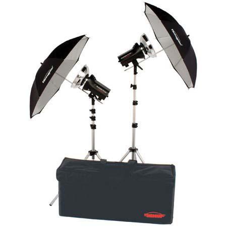 Photogenic 907287 Studiomax Iii Ac Portrait Studio Kit 907287