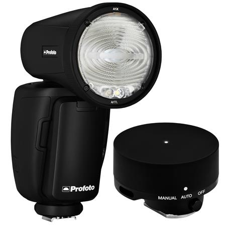 Profoto Off-Camera Flash Kit for Canon Camera, Includes A1X AirTTL  On/Off-Camera Flash and Profoto Connect Flash Trigger