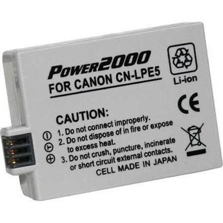 Power2000 LP-E5: Picture 1 regular