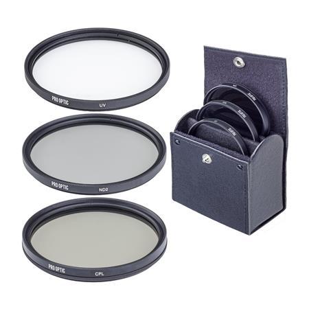 ProOptic 62mm Multi Coated UV Ultra Violet Slim Filter