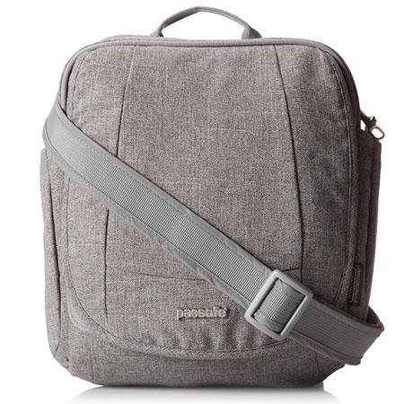 Pacsafe Metrosafe Shoulder Bag Black 25