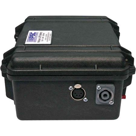 PSC Pelican 20Amp/Hour Life Battery with Case, SpeakOn and 4-Pin XLR Output  Connectors
