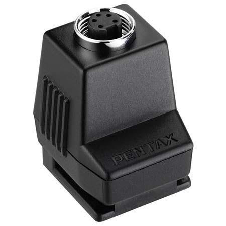 93bf91cae0 Pentax TTL Hot Shoe Adapter FG for Off Camera Flash 31045 - Adorama