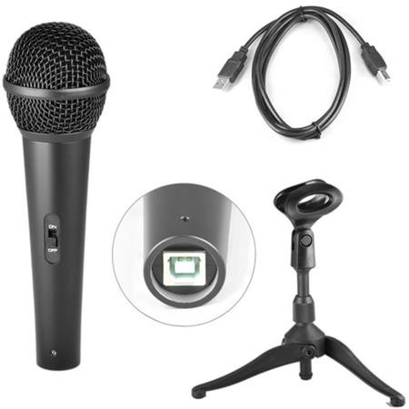 Pyle PDMICUSB6 USB Recording Microphone