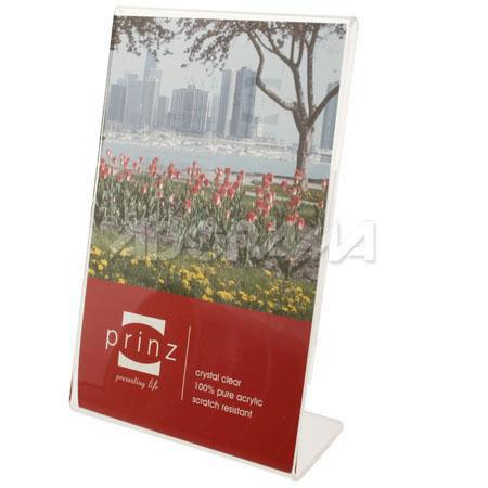 prinz acrylic panoramic frame 12x4in photos horizontal