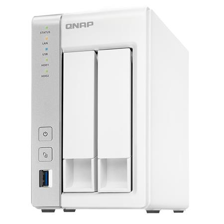 Qnap TS-231P 2-Bay NAS Enclosure