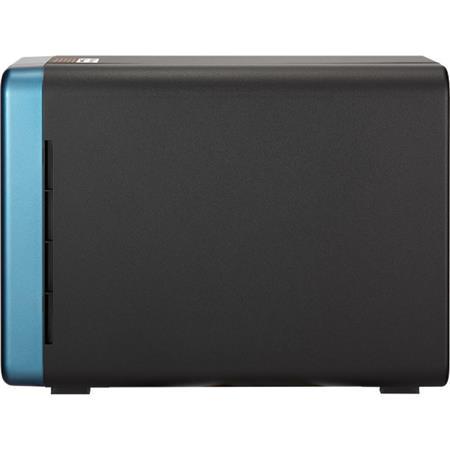 Qnap TS-453Be 4-Bay Professional NAS Enclosure, Intel Celeron J3455  Quad-Core 1 5GHz, 2GB RAM