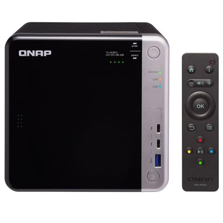 QNAP TS-453BT3 4-Bay Diskless Network Attached Storage