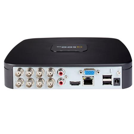 Q-See QC918B-2R 8 Channel 1080p PIR Analog HD DVR Digital Video Recorder w 2TB