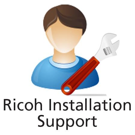 Ricoh Installation Activation: Picture 1 regular