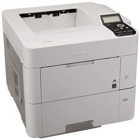 Ricoh SP 5310DN A4 Black and White Laser Printer, 62 ppm Letter, Up to  1200x1200 dpi, 600 Sheet Standard Input Tray