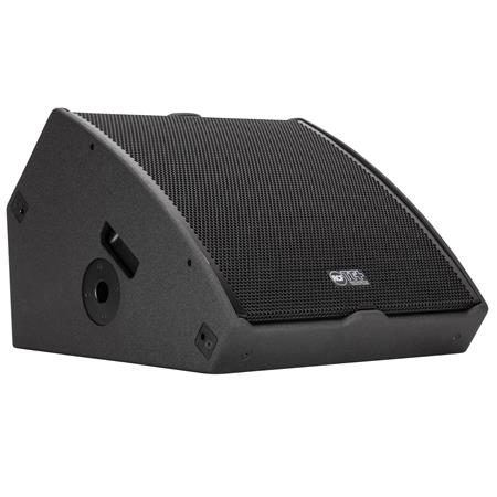RCF TT45-CXA 2200W 3-Way Active High-Output Stage Monitor, 2x 10