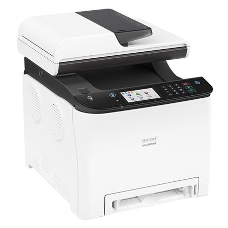 Ricoh M C250WB Wireless Color Laser 4-in-1 Printer with Duplex