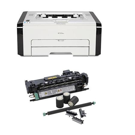 Ricoh SP 213Nw Wireless Monochrome Laser Printer W - Adorama