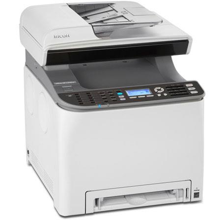 Ricoh Aficio SP C242SF Color Multifunction Laser P 406878 - Adorama