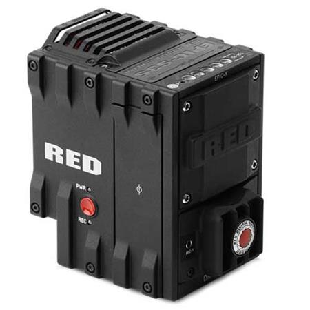 """red epic x """"dragon"""" 6k camera package with side ssd 916"""