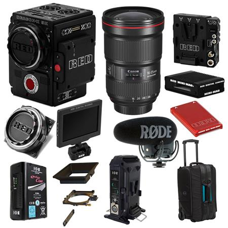 cd5e1a791d4 RED Digital Cinema DSMC2 Camera BRAIN with DRAGON-X 5K S35 Sensor ...