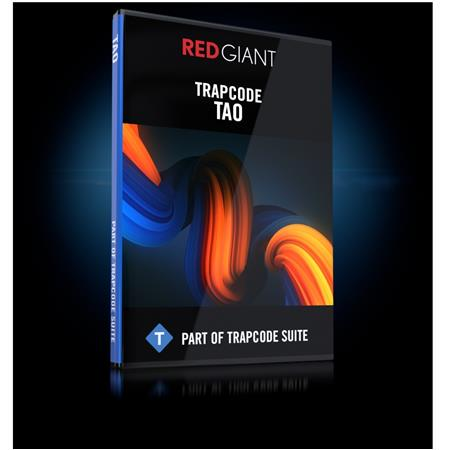 Red Giant Trapcode Tao 1 0 Software - Download