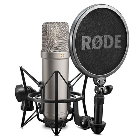 Rode Microphones NT1-A Studio Microphone