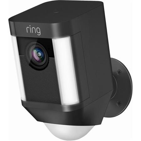 Ring Spotlight Outdoor Camera Picture 1 Regular
