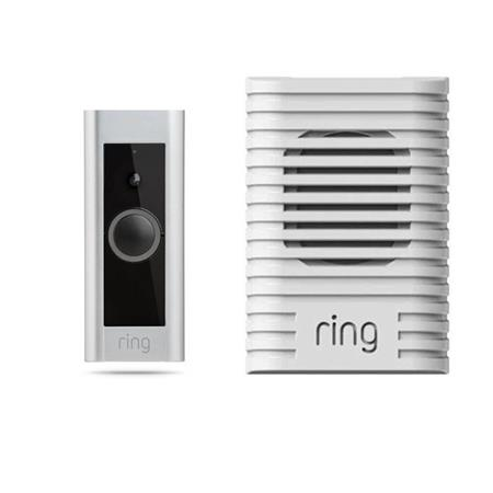 Ring Video Doorbell Pro - With Ring Chime
