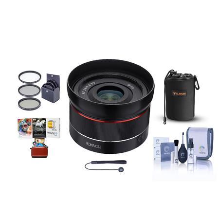 Rokinon 24mm F2.8 Full Frame Auto Focus Lens for Sony E W/Free ...