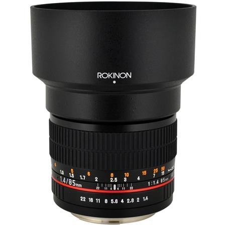 Rokinon 85mm F/1.4: Picture 1 regular