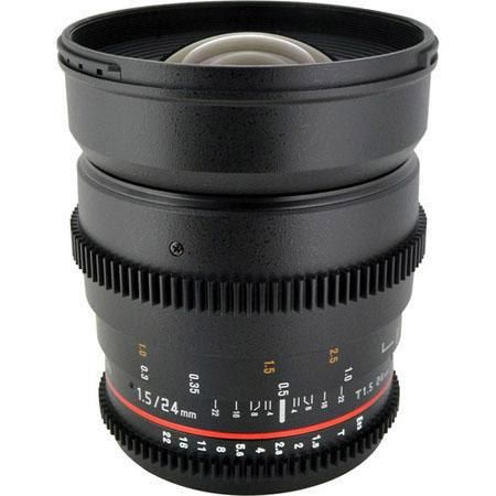Rokinon CV24M-S 24mm Lens