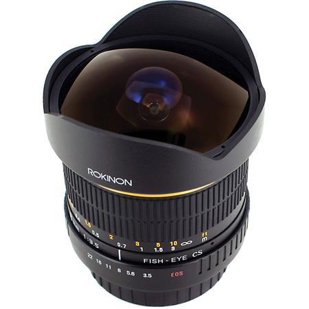 Rokinon 8mm f/3.5 Aspherical: Picture 1 regular