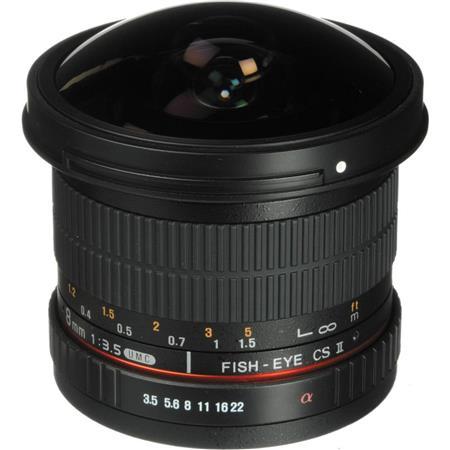 Rokinon 8mm F/3.5 Mirrorless: Picture 1 regular