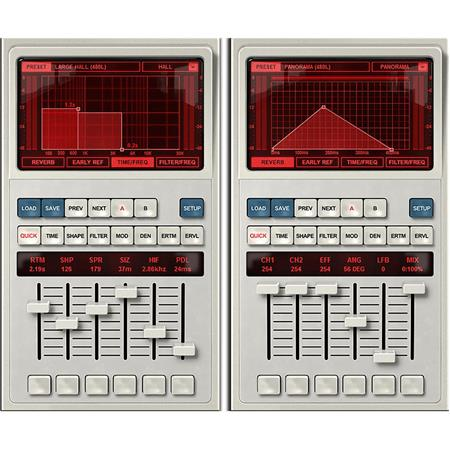 Relab Development LX480 Complete Software Plug-In, Download
