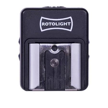 52424764df Rotolight Universal Hot Shoe Adapter for Rotolight Flash RL-FLASH-SHOE