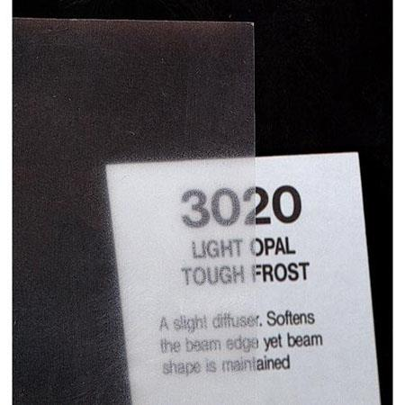 Rosco Cinegel Light Opal Tough Frost, 20x24