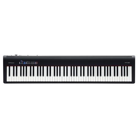 Roland Fp 30 Digital Piano Black Fp 30 Bk Adorama