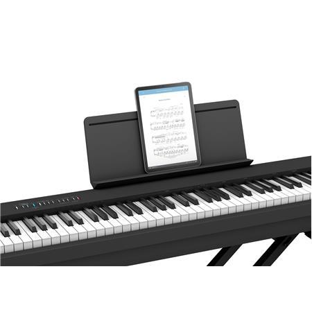 Roland Fp 30x 88 Keys Supernatural Portable Digital Piano Black Fp 30x Bk