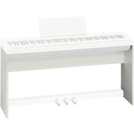 Roland Ksc 70 Custom Stand For Fp 30 Digital Piano White Ksc 70 Wh