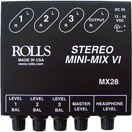 Rolls MX28: Picture 1 regular