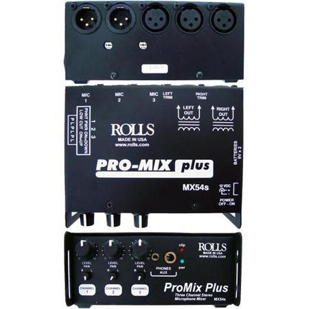 Rolls MX54S: Picture 1 regular