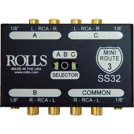 Rolls SS32: Picture 1 regular