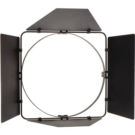 Rotolight Aluminum Barn Doors With Mounting Knobs For Aeos Led Light