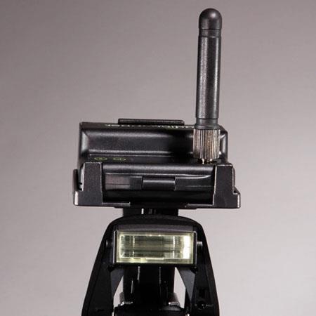 Black RadioPopper PX-NP PX Transmitter Nikon Hot Shoe Pop-Up Flash ...