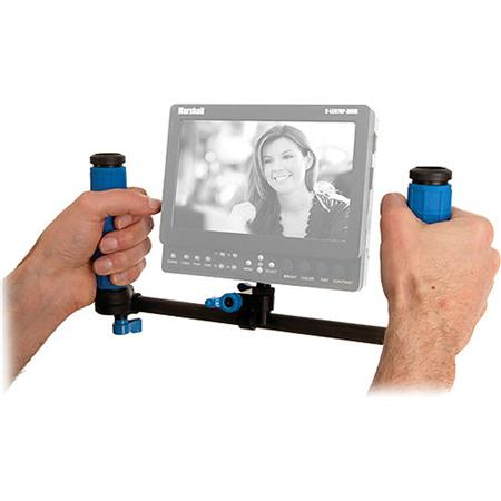 Redrock Micro Monitor Double Grip Kit: Picture 1 regular