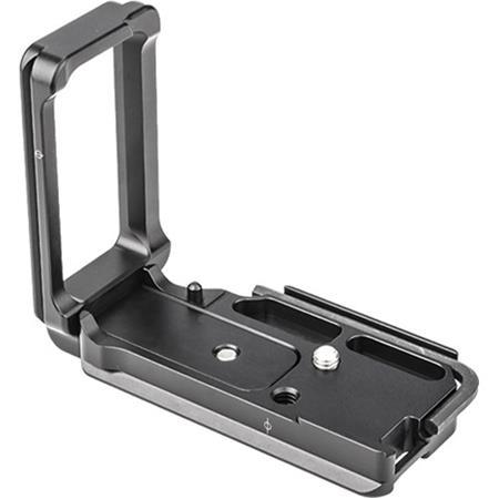 Really Right Stuff CNC Machined 6061-T6 Aluminum Anodized Type II Black L-Plate