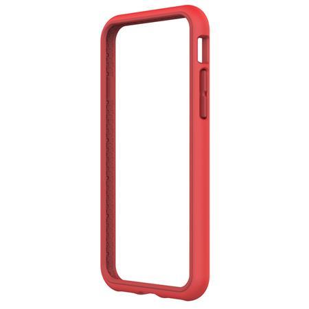 big sale 66e9d a9d62 RhinoShield CrashGuard Bumper 2.0 for iPhone 7/iPhone 8, Red