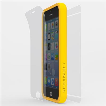 timeless design 2162e 979a4 Rhino Shield Crash Guard Bundle for iPhone 5/5s - AB0100109