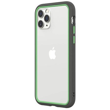 Rhinoshield Crashguard Nx Case For Iphone 11 Pro Max Graphite Fern Green Rim Cgn0114981