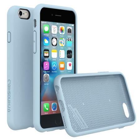 buy online 60f04 d8a87 RhinoShield PlayProof Case for iPhone 6/6s, Powder Blue