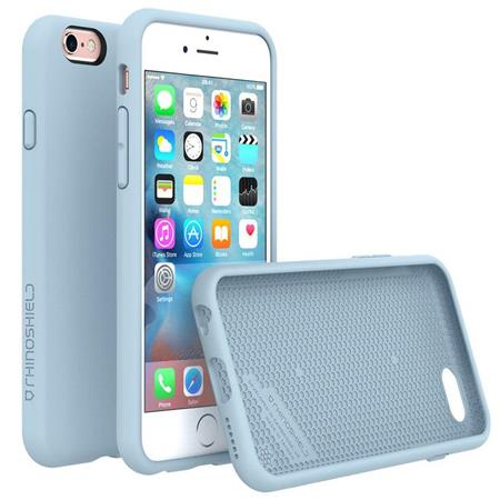 half off d9978 b7925 RhinoShield PlayProof Case for iPhone 6 Plus/6s Plus, Powder Blue